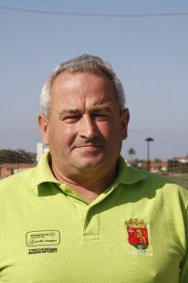 Jose Luis Sarmiento - entrenador Liga Nacional Juvenil