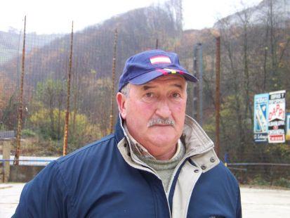 Jose Manuel Alvarez - entrenador 2 cadete