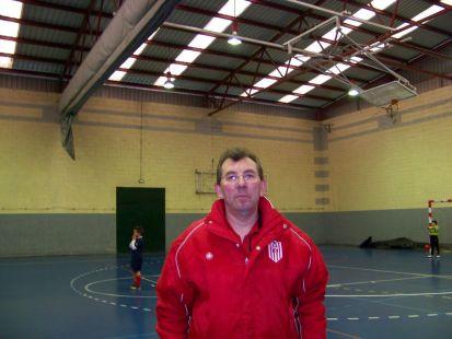 Jose Marino - entrenador 3 benjamin