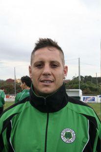 Jose Paz - entrenador 3 juvenil