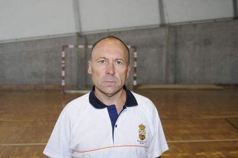 Jose Urbano - entrenador 3 alevin