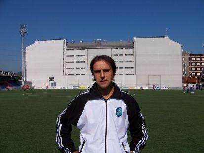 Josin del Valle - entrenador 2 infantil