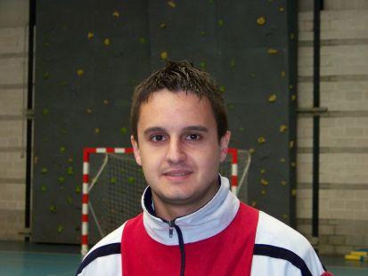 Josue Vela - entrenador prebenjain