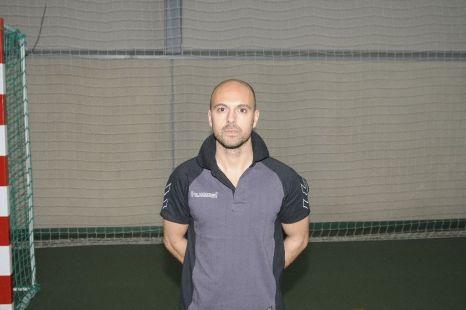 Juan Carlos - entrenador prebenjamín