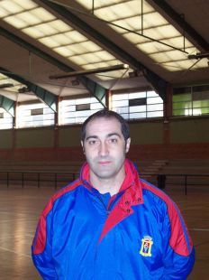 Juan Jose Ribaya - Entrenador - Prebenjamin