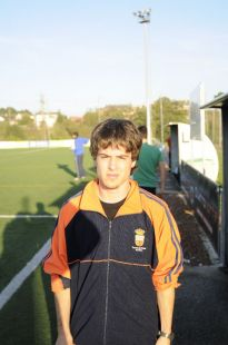 Juan Martinez - entrenador 3 infantil