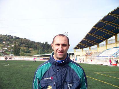Kankel Castro - entrenador 2ª alevín
