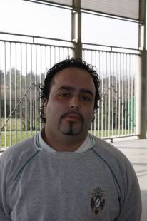 Luis Angel Seoane - entrenador 3 benjamin