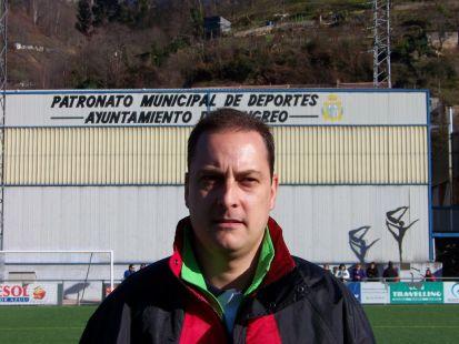 Luis Enrique - entrenador 3ª alevin