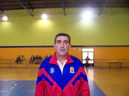 Manolo Vazquez - Entrenador 2 Benjamin