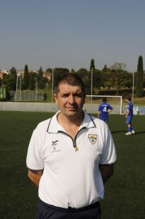 Manuel Suarez - entrenador 2ª juvenil