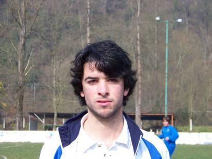 Matias Vigil - entrenador 3ª infantil