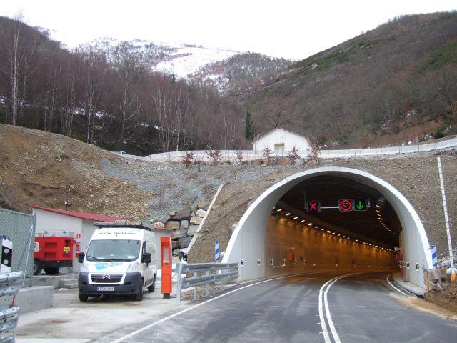 Tunel de Rañadoiro