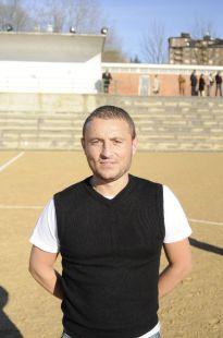 Miguel Angel - entrenador 3 cadete
