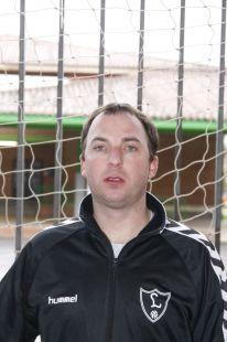 Miguel Pedrayes - entrenador 3ª benjamín