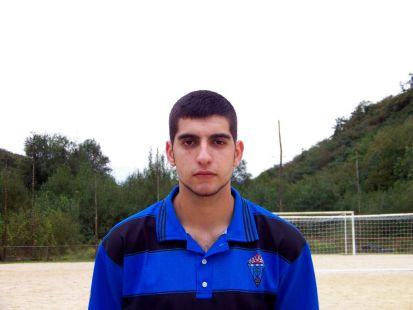Miguel Rodriguez - Entrenador 3 Alevin