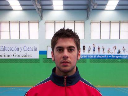 Oscar Fdez Montes - entrenador 3ª benjamín