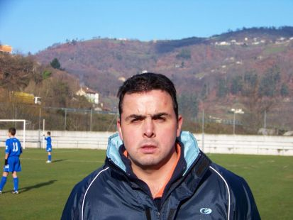 Oscar Garcia - entrenador 3 cadete