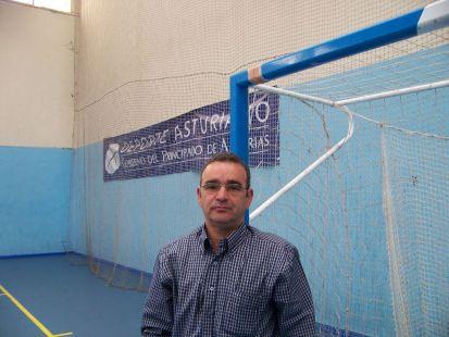 Oscar Luis Rodriguez - entrenador prebenjamin