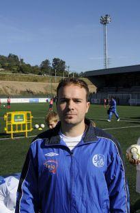 Pablo Cima - entrenador 3 alevin
