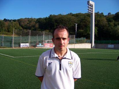 Pablo Cocaña - entrenador benjamin