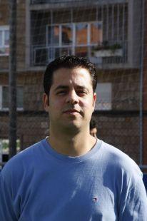 Pablo Iglesias - entrenador 3ª juvenil