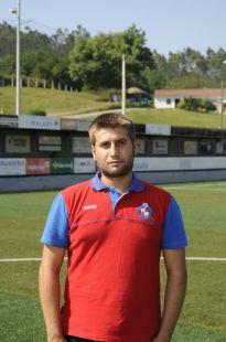 Pedro Rodríguez - entrenador 3ª benjamín