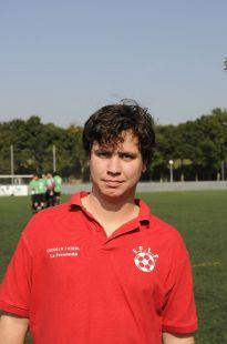 Pelayo Botas - entrenador 2ª juvenil