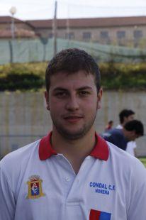 Ricardo Alonso - Entrenador 2juvenil