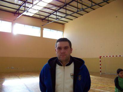 Roberto Presa - entrenador 1ª benjamin