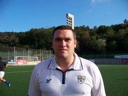 Roberto Presa - entrenador benjamin