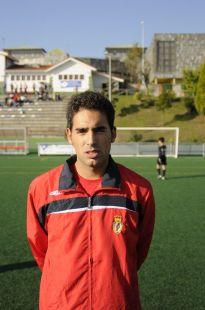 Roberto Robles - entrenador 1 alevin