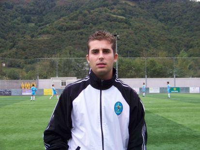 Samuel Fernandez - entrenador 3 alevin