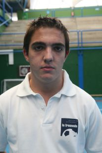 Santi - entrenador 2ª benjamín
