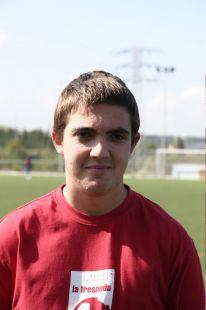 Santiago - entrenador 2ª infantil