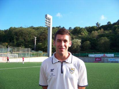 Santiago - entrenador 3ª alevin