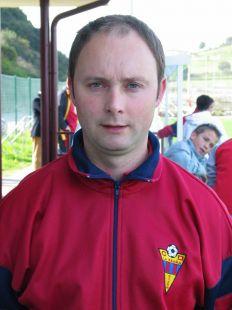 Santiago Costales - entrenador 1ª juvenil