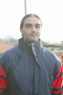 Sergio - entrenador Liga Nacional Juvenil