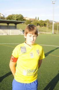 Sergio 3ª infantil
