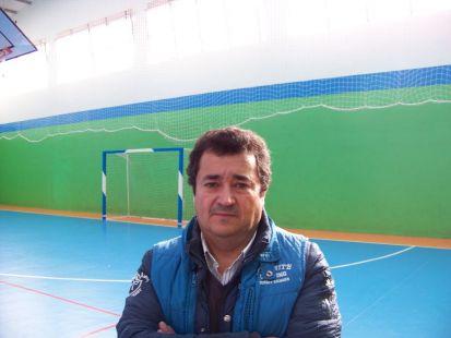 Vicente Serrrano - entrenador 2ª benjamin