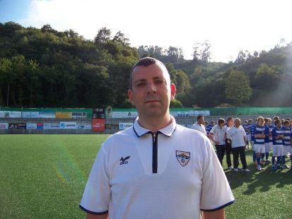 Victor Valdes - entrenador 2ª alevin