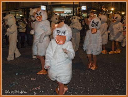 desfile de Antroxu Gijon