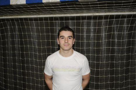 Alberto - entrenador prebenjamin