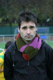 Alberto Menendez - entrenador 3ª alevin