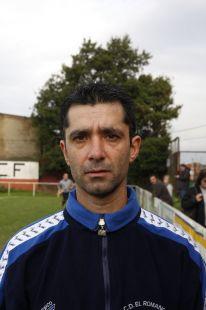 Alfonso - entrenador 3ª juvenil