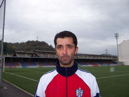 Alfonso Alonso - entrenador 3ª juvenil