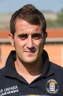 Alfredo - entrenador 3ª infantil