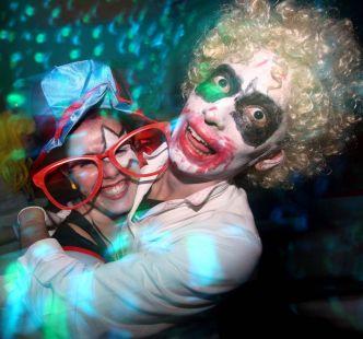 Celebración del carnaval en el Antiguo Oviedo
