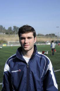 Daniel - entrenador 3ª alevin