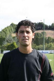 Daniel Menendez - entrenador 2ª cadete